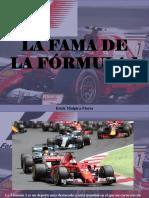 Erick Malpica Flores - La Fama de La Fórmula 1