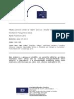 Texto Aberto IEF 5 (2019)