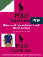 Víctor Zapata, Ana Vargas, Luis Irausquín - Orígenes de La Camiseta Polo de RalphLauren