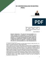 Revisado El Control de Convencionalidad en Materia Penal