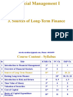 3.+Sources+of+Long Term+Finance