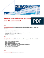 What Are the Difference Between SQL