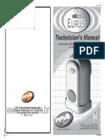 Eurus300 Motor Porton Electrico