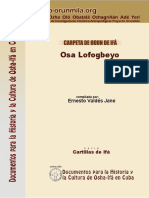 Carpetas Serie 1 Osa Lofogbeyo
