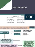 Metodologi Amdal