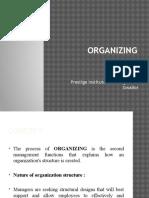 Unit 2 Organizing
