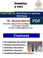 101_Chapter (4)_Reaction in aqueous solution - Copy.ppt
