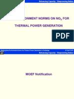 1_BHEL New Environmental Norms on NOx PART 1