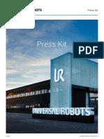UR Press Kit English