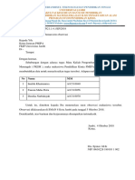 2. Surat Dari Prodi Ke Jurusan SMA 8 KOTA Al Rini Dolla