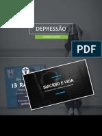 DEPRESSÃO - Cuidado e Suporte