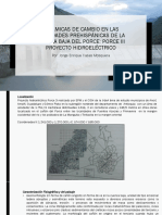 Informe Arqueológico Porce III