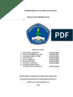 Toksikologi Kelompok 1 MEKANISME KERACUNAN MELALUI KULIT.docx