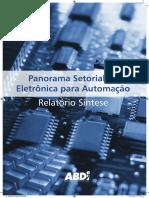 Panorama Setorial de Eletrônica para automação (síntese).pdf