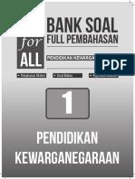 Bank Soal Pkn 2 Paket