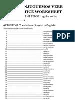 Questions - Regular verbs.pdf