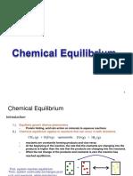 Chemical Equlirium Chap02