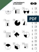 ARCO. Cálculo de fracciones