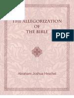 Allegorization of Bible