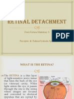 Dewi Fortuna - Retinal Detachment