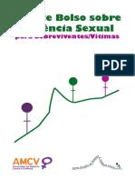Guia de Bolso Sobre Violencia Sexual Para Sobreviventes