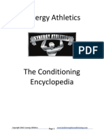 Conditioning Encyclopedia