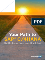 Brochure Your Path to C4HANA