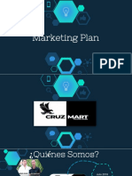 Marketing Plan Cruzmart Producciones