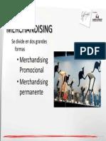 Tipos Merchandising