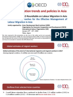 Labour Migration Trends and Policies in Asia