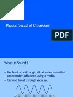 Basics of Ultrasound