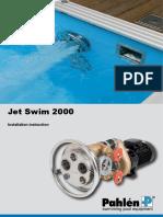 Manual Jet Swim 2000