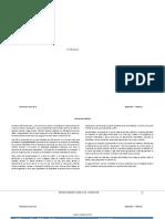 Planificacion Anual Matematica 1º