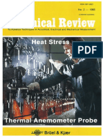 Book - OLESEN, Bjarne W.. Heat stress - Brüel & Kjær Sound and Vibration, 1985.pdf