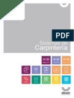 Catalogo Sistemas de Carpinteria V0618