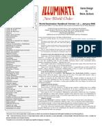 INWO - Manual Da Dominação Mundial Versão 1.2 (Em Português)