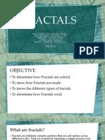 Fractals Super Final