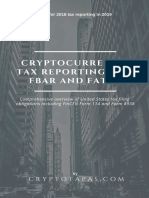 Cryptocurrency Tax Reporting for FBAR and FATCA (1)