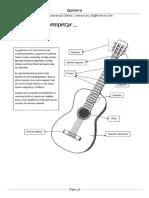 Apuntes de Guitarra-Profesor Emmanuel Gomez