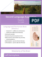Language and The Human Brain,The Human Mind (Article 1 n Article 2).pptx