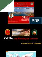 China, Un Mundo Por Conocer