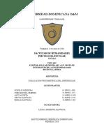 Trabajo evaluacion psicometrica.doc