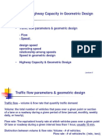 class5-Design Speed, Operating Speed, Posted Speed& Capacity.ppt