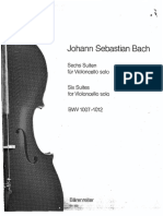 bach  cello