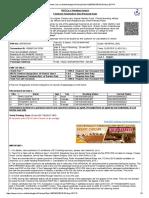 Gupta Ticket