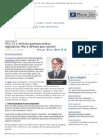 ConJur - PCC, CV e milícias ganham status legislativo_ Moro dá bois aos nomes!.pdf