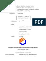Laporan Praktikum Tembaga Sulfat CuSO4