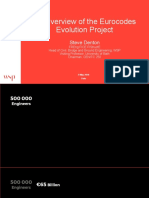 PRE - Eurocode An Overview of the Eurocodes Evolution Project - S.Denton - 2018.pdf