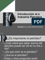 Introduccion a La Industria Petrolera