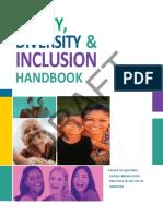 Equity, Diversity & Inclusion Handbook - DRAFT